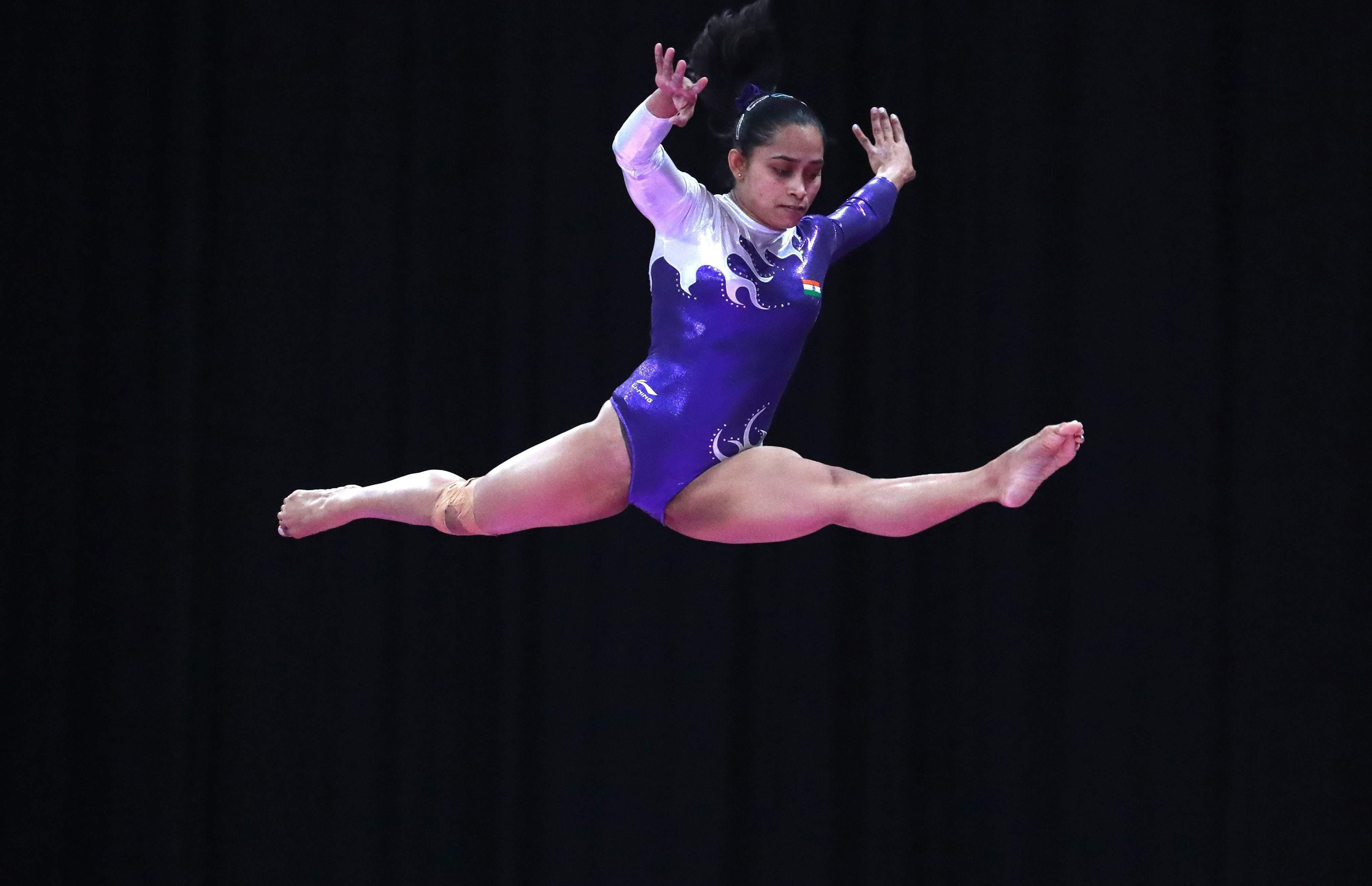 Dipa Karmakar First Female gymnastic