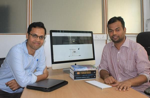 IIT Madras Faculty Dr Mitesh Khapra and Dr Pratyush Kumar