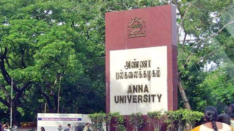 Anna University protests