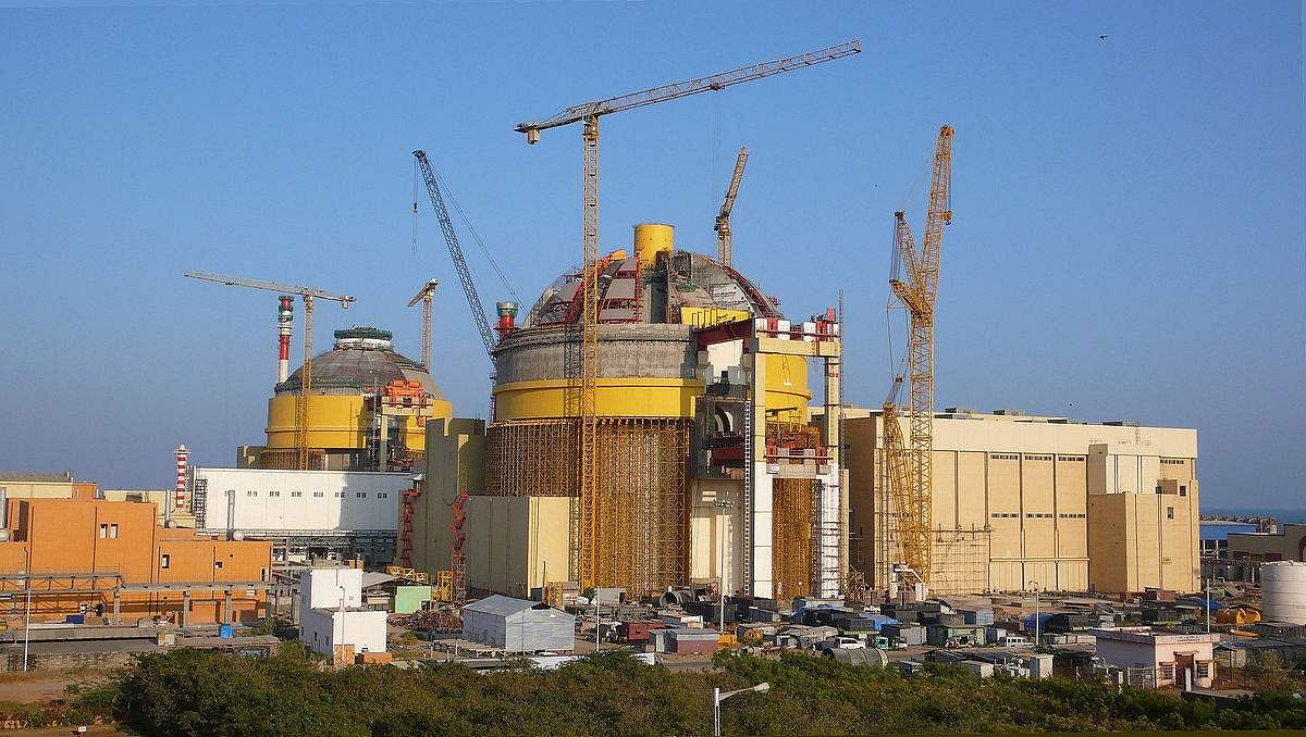 Kudankulam power plant