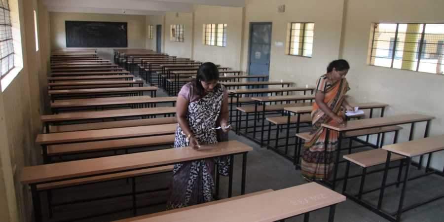 Govt schools Classroom