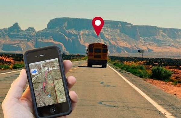 school bus live GPS tracking