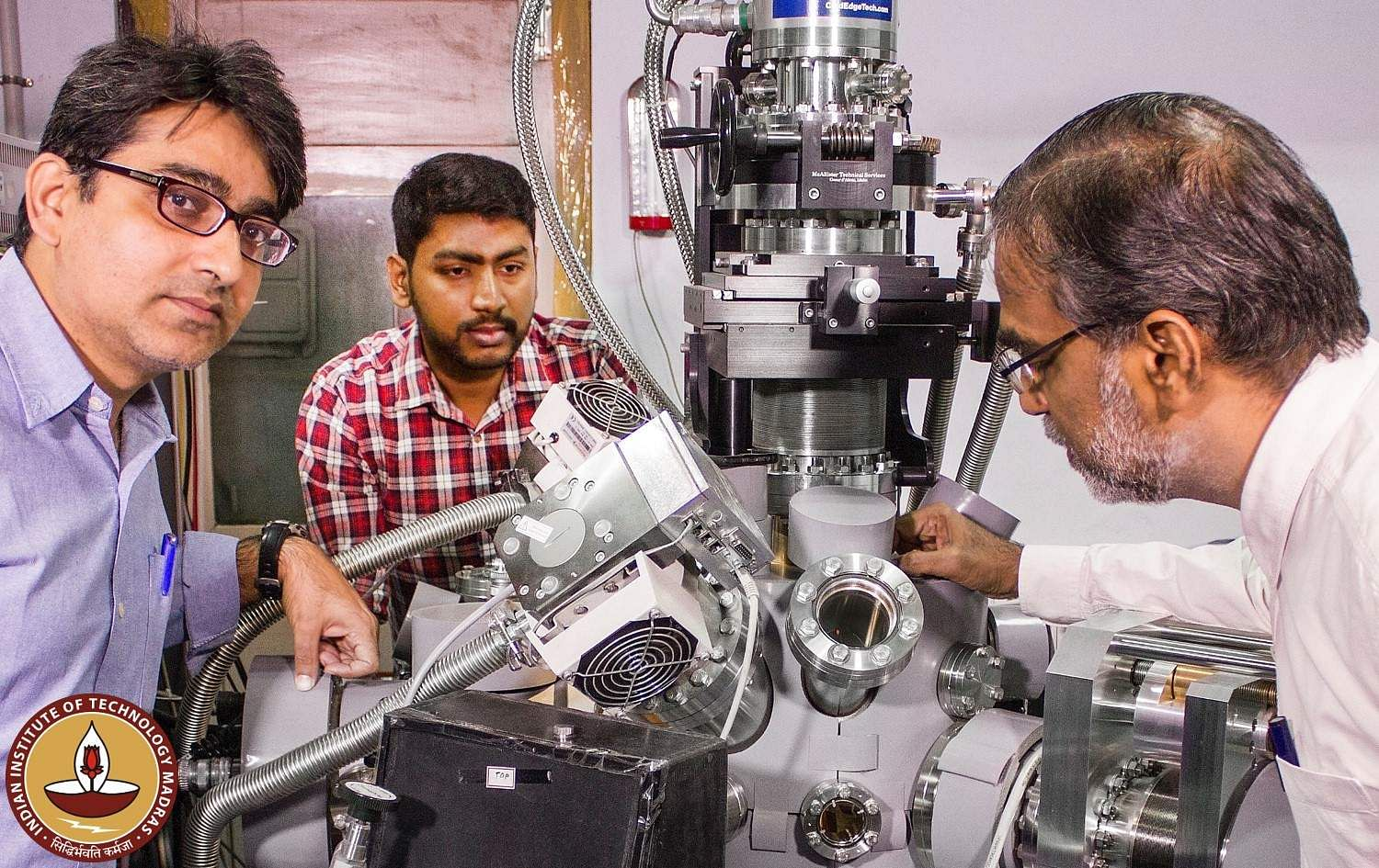IIT Madras Scientist Space Fuel