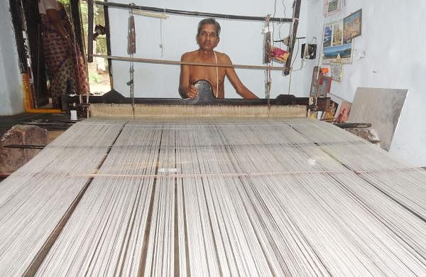 Khadi_making