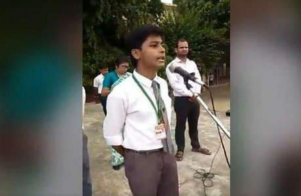 Varanasi-boy