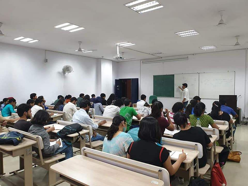 JNU Class room