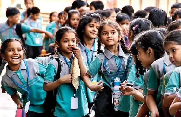 A new education policy was part of the Bharatiya Janata Party's manifesto ahead of the 2014 general election (Pic: Google Images)