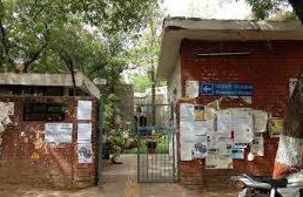 JNU's Godavari hostel