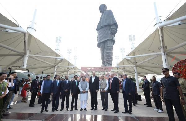 Sardar Patel, Statue of Unity