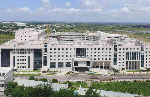 GITAM, Hyderabad campus