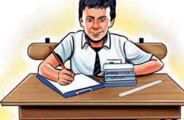 Exam Student school