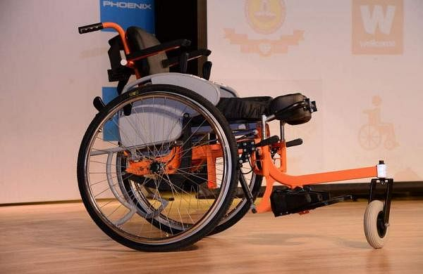 Phoenix Medical Solutions new wheelchair