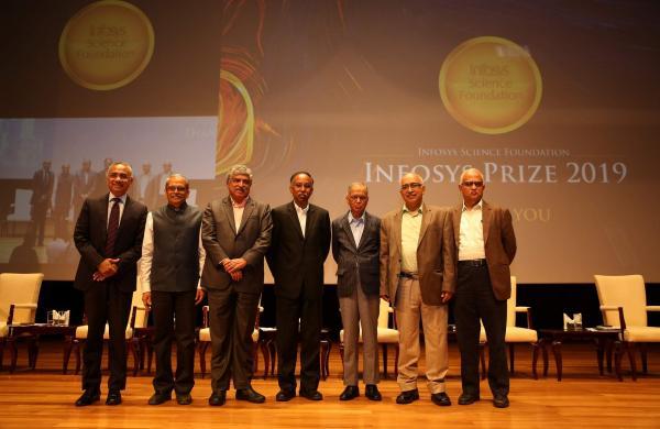 Infosys Prize 2019