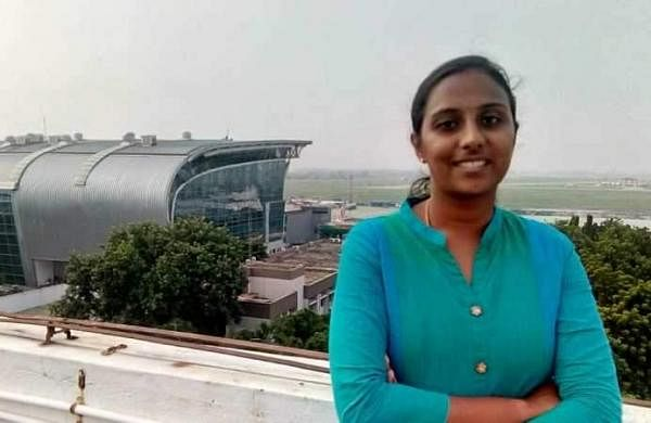 Remya, Airports Authority of India