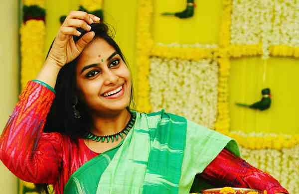 Sonia Akula played a role in the Telugu movie George Reddy | (Pic: Sonia Akula)