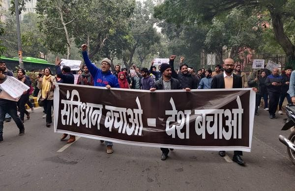 Protests at Jantar Mantar