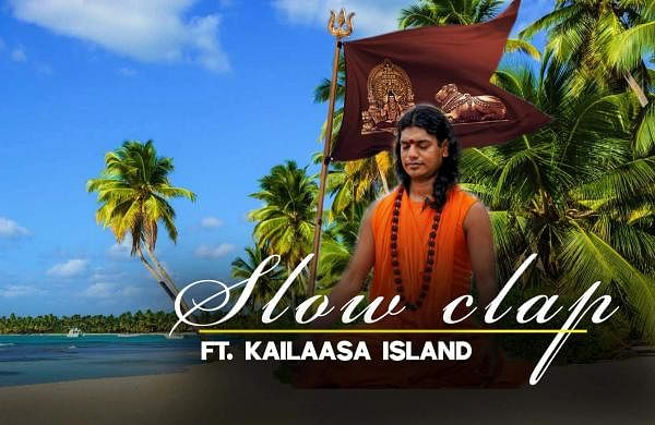 His Divine Holiness Nithyananda Paramashivam is the reviver of Kailaasa – the enlightened civilization, the greatest and only Hindu nation (Pic: Edexlive)