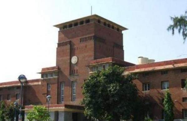 Delhi University PTI