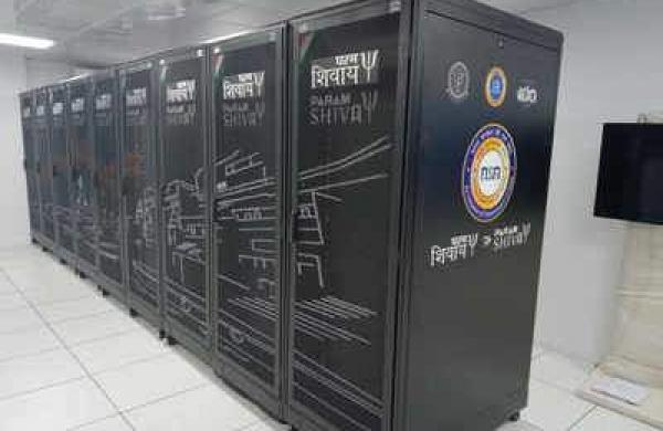 Param Shivay IIT-BHU supercomputer