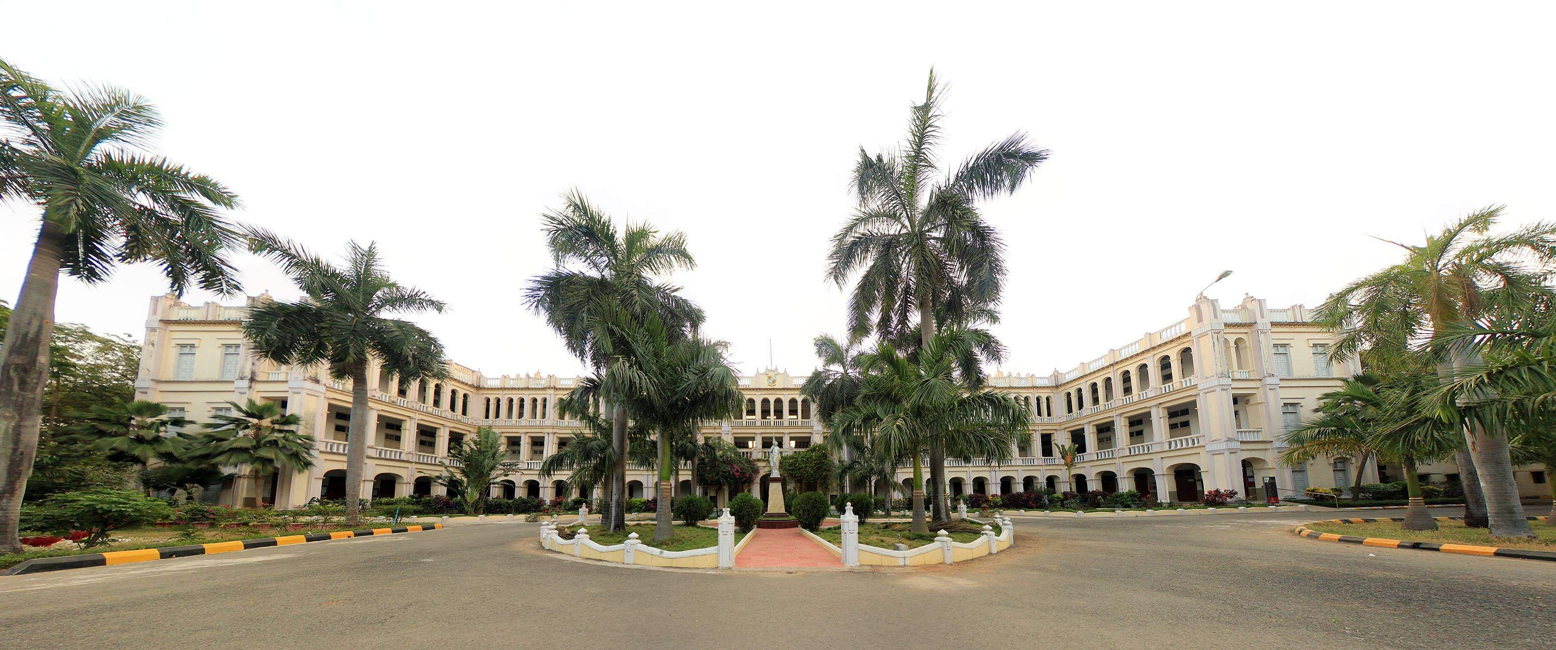 Loyola College main building