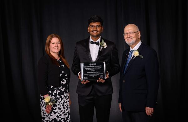 Aravindhan Anbazhagan Award