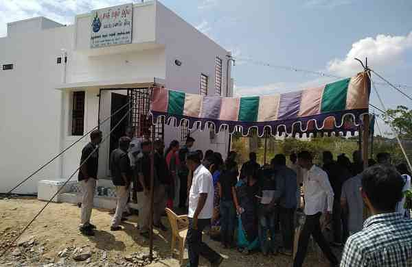shelter home for intercaste couples