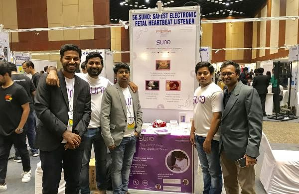 Suno heartbeat listener by BITS Hyderabad