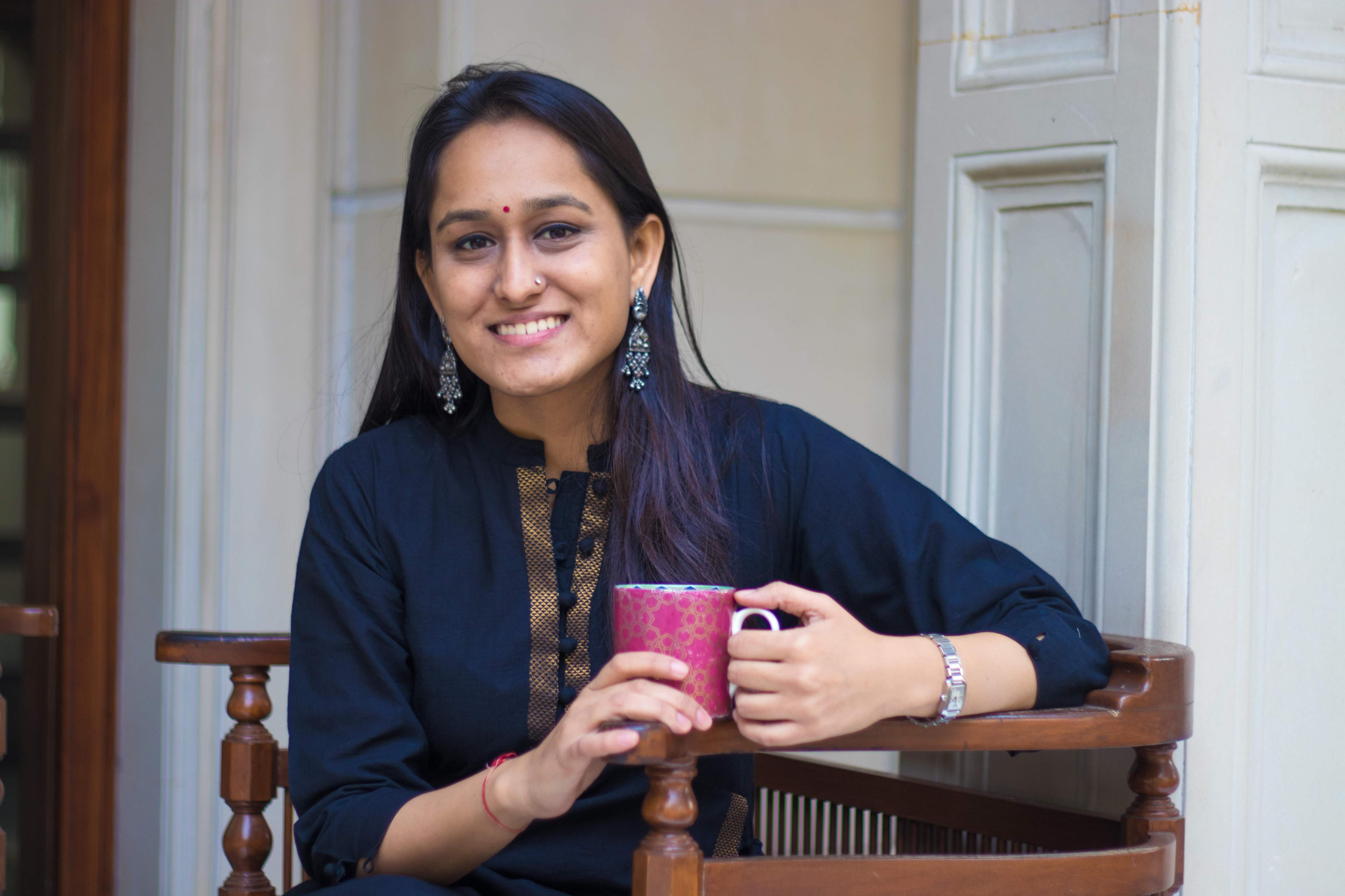 Gauri_Singhal_Founder,_FLOH__