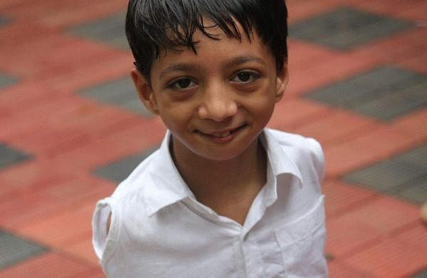 Asim has set an example for children all over the state by overcoming unimaginable odds to gain acceptance as a student