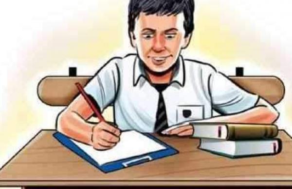 exam student