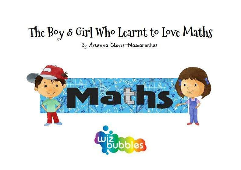 The Boy and Girl Who Learnt to Love Maths