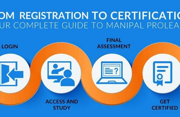 Manipal PROlearn certification