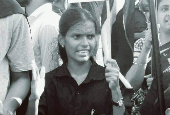 C Rosi South Chennai candidate