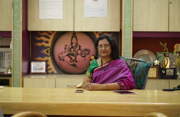 Dr Kerron G Reddy believes in making colleges a safe place for women to study