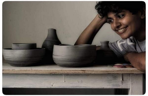 On April 12 and 13, Anu Cheeran taught a pottery workshop for children between the ages of 8 to 16