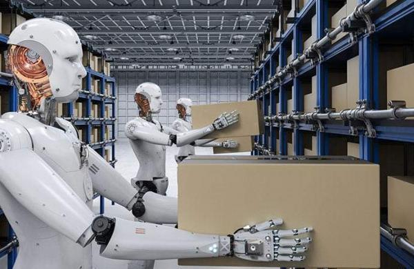 Coimbatore robotics warehouse