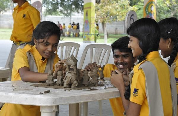 Christel House, an education center that strives to help children from underprivileged, urban-impoverished backgrounds break the cycle of poverty