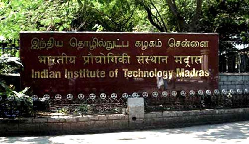 IIT Madras Sabarmati hostel