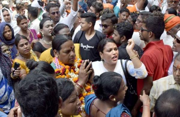 Sital Transgender in Odisha
