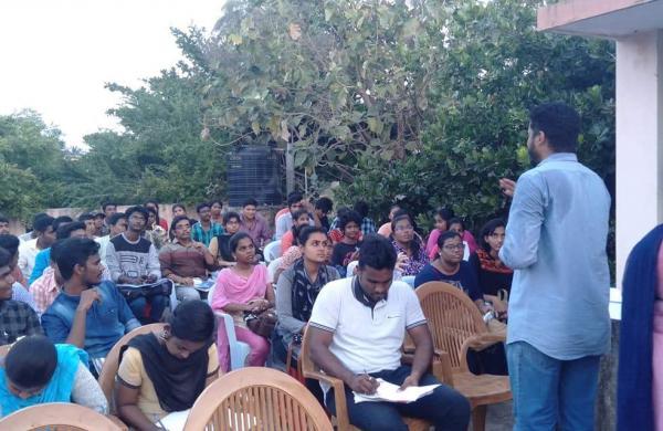 SFI Pondicherry University