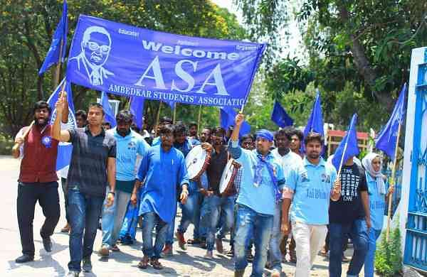 UoH Ambedkar Students Association