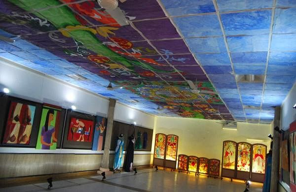 Kala Parv School art gallery