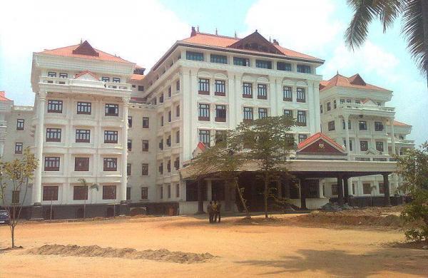 Amrita Vishwa Vidyapeetham campus Coimbatore