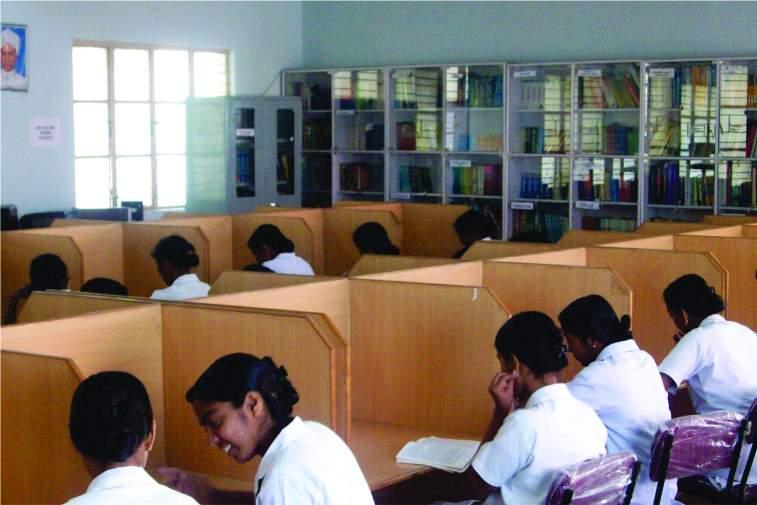 Sri Sharada College library