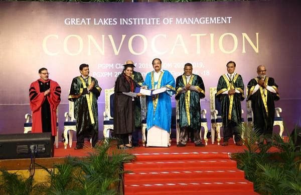 Convocation of Great Lakes Institute
