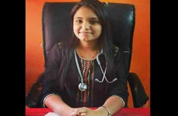 Dr Payal Tadvi suicide