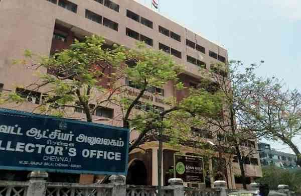 Chennai Collectorate Office