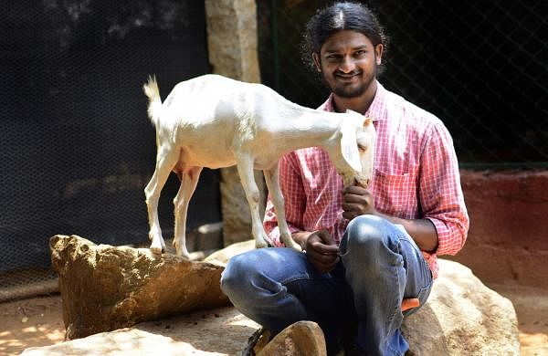 Sanjeev Pednekar's Prani Animal Sanctuary is different from the conventional animal sanctuaries and zoo (Pic: Sriram B N)