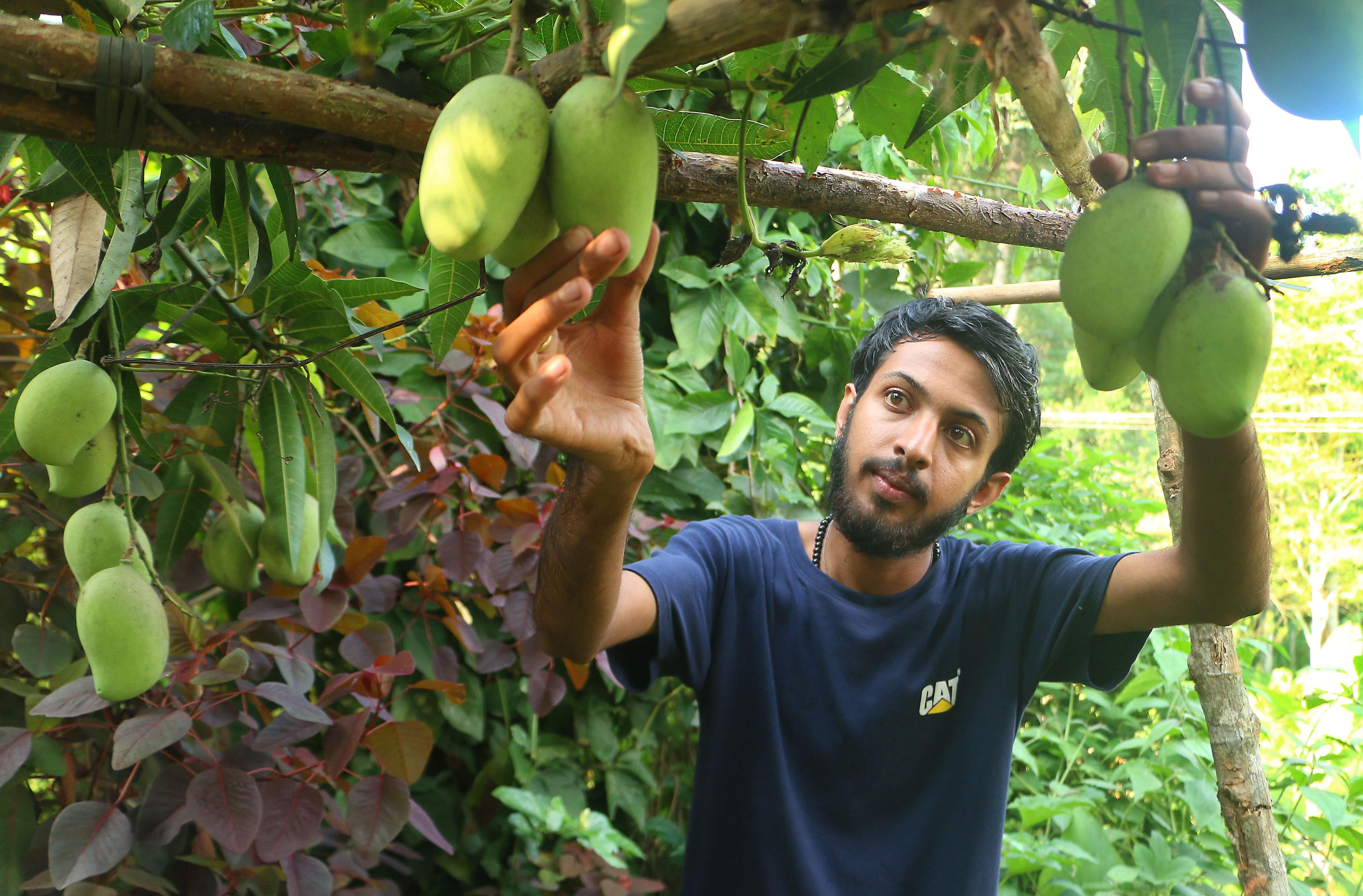 Sooraj CS Agriculture student
