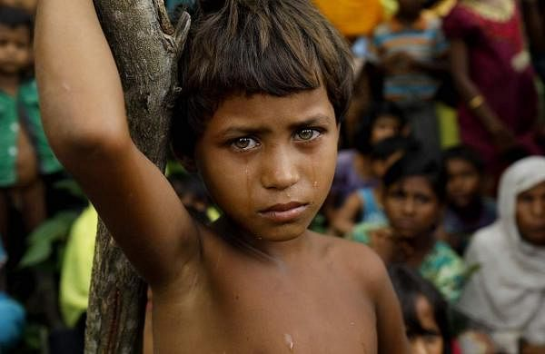 Rohingya-refugee-child